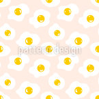 Sunny Side Up Vector Ornament