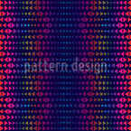 Digital Triangles Seamless Vector Pattern Design