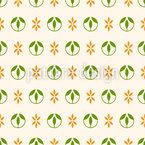 Natürliche Eleganz Muster Design