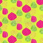 Floral Summer Fun Seamless Vector Pattern Design