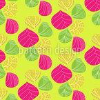 Floraler Sommer Spass Nahtloses Muster