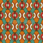 Etnico Seamless Vector Pattern Design