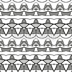 Foray Seamless Vector Pattern Design