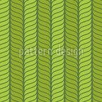 Der Lebendige Wald Muster Design