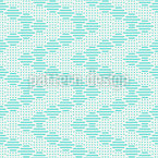 Funky Zigzac Seamless Vector Pattern Design