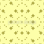 Snow Covered Seamless Vector Pattern Design