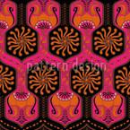 Orientalische Gänge Muster Design