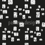 Little Inklings Seamless Vector Pattern Design