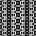 Gelochte Streifen Nahtloses Vektor Muster