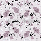 Gentle Bunnies Pattern Design