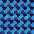 Modern Mesh Seamless Vector Pattern Design