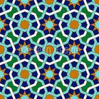 Abadan Seamless Vector Pattern Design