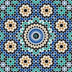 Marrakesch Nahtloses Vektormuster