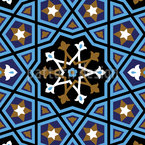 Arabic Riad Repeat Pattern