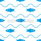 Fishes Vector Ornament