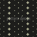 Beaded Crystals Vector Design