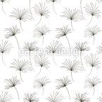 Fliegende Samen Vektor Muster