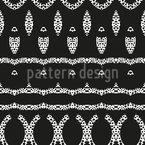 点線要素 シームレスなベクトルパターン設計