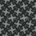 Viking Anchor Pattern Design
