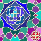 Botanische Glasmalerei Rapport
