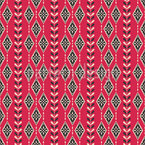 Scandinavian Christmas Pattern Design