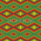Mexico Seamless Vector Pattern Design