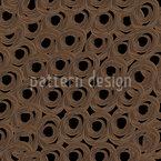Haarlocke Vektor Design