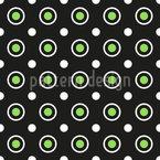 Punkte Und Kreise Musterdesign