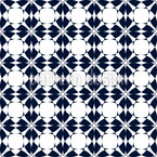Sapphire Seamless Pattern