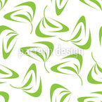 Hurtling Through The Air Seamless Vector Pattern Design