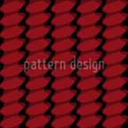 Curved Squares Seamless Vector Pattern Design