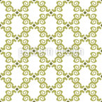 Noble Grid Seamless Vector Pattern Design