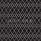 Rombos Minimalistas Design de padrão vetorial sem costura