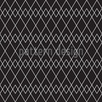 Minimalistische Rauten Nahtloses Vektormuster