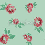 Nice Vintage Rose Seamless Pattern
