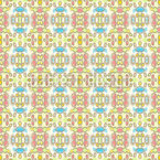 Checkered Batik Dream Pattern Design