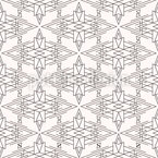 Geometry Seamless Vector Pattern Design