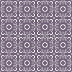 Antique Unobtrusive Beauty Seamless Vector Pattern Design