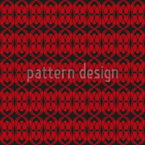 Segure em listras Design de padrão vetorial sem costura