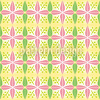 Spring Feelings Seamless Vector Pattern Design