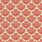 Dekorativer Barock Vektor Muster