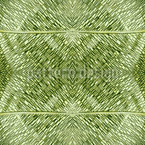 Leaf Mosaic Structure Pattern Design