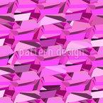 Glänzende Steine Designmuster