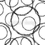 Ringe aus Kreisen Rapport