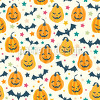 More Than Spooky Vector Pattern