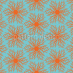 Star-Shaped Corals Vector Design