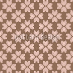 Blossom Hearts Repeating Pattern