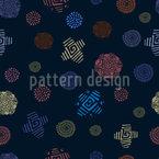 Primitive Beauty Seamless Vector Pattern Design