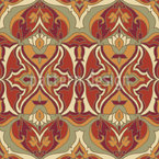 Earthy Abstract Seamless Vector Pattern Design
