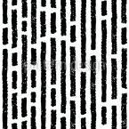 Vertikale Zeichenkohle Linien Nahtloses Vektormuster